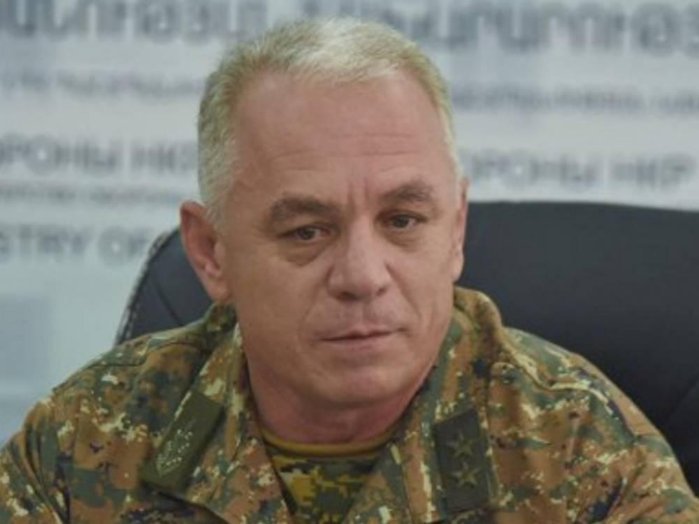 Левон Мнацаканян принимает участие в заседании следственной комиссии НС